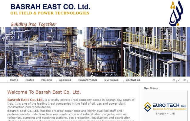 Basrah East Co. Ltd.