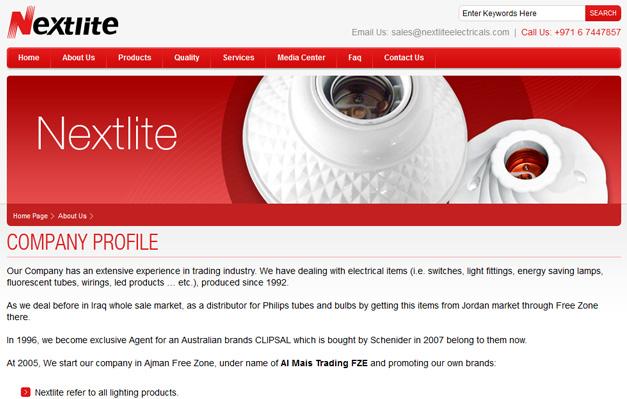 Nextlite Electricals