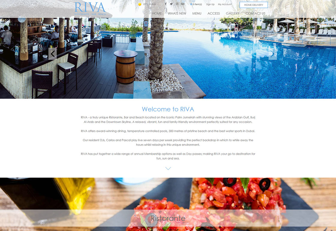 Riva Beach Club